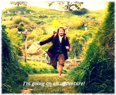 GOING ON AN ADVENTURE Quotes Like Success